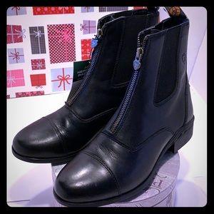 NEW/ NWT ARIAT Heritage II Paddock Women Boots: 7B